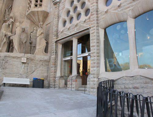 Tienda Sagrada Familia – Barcelona, España
